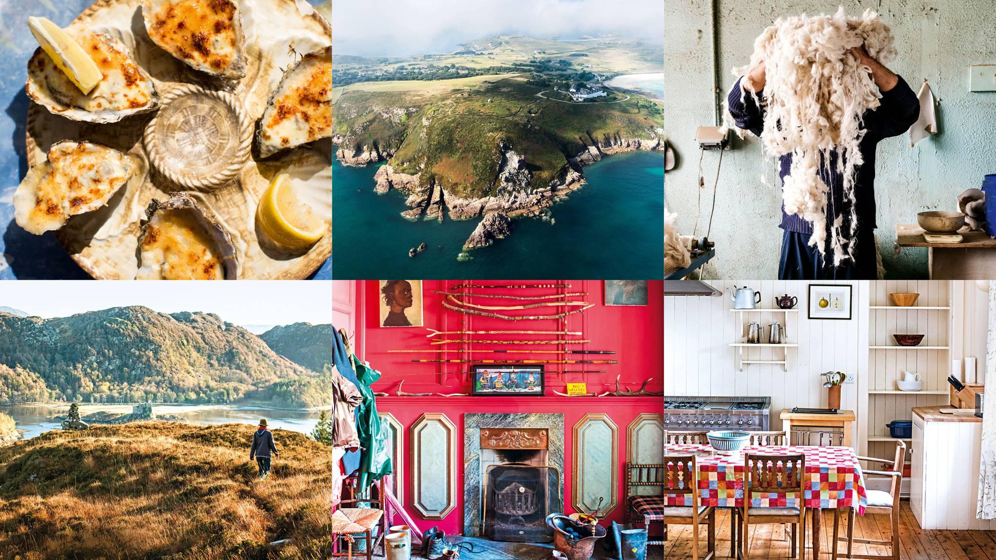 The 17 loveliest British islands