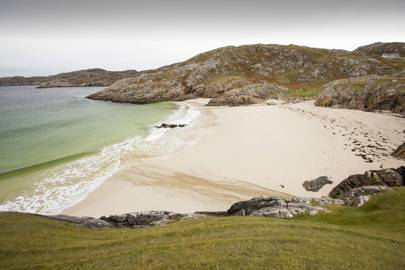 Achmelvich Beach, North-west Scotland