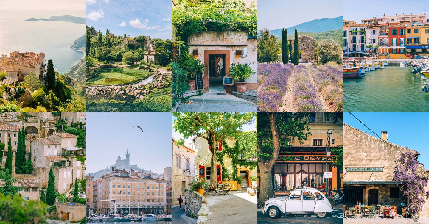 The prettiest towns in Provence