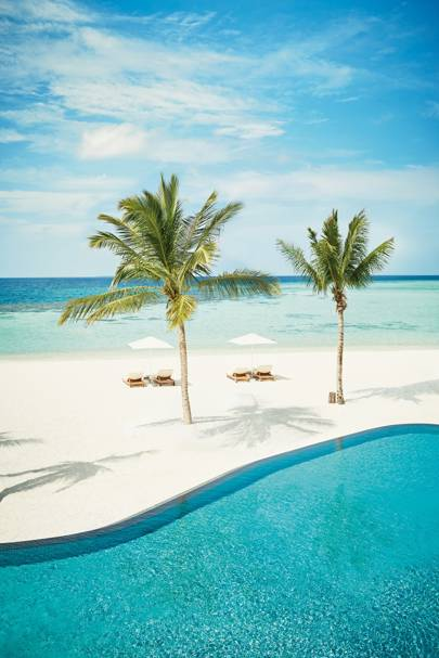 Four Seasons Maldives Private Island