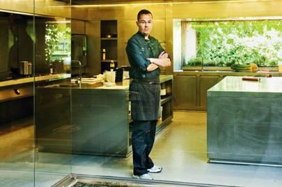 Les Cols Pavellons epitomises a futuristic greenhouse