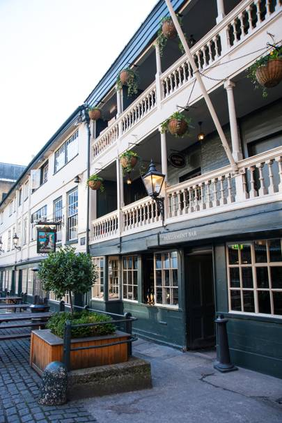 6. George Inn, Southwark