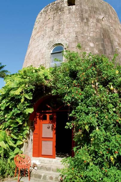 Golden Rock Inn, Nevis