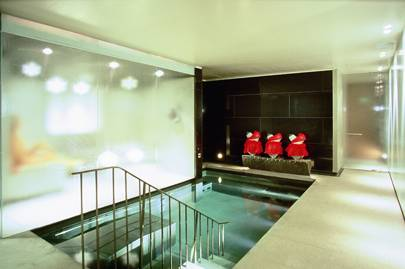 The Spa, Mandarin Oriental Hyde Park, London