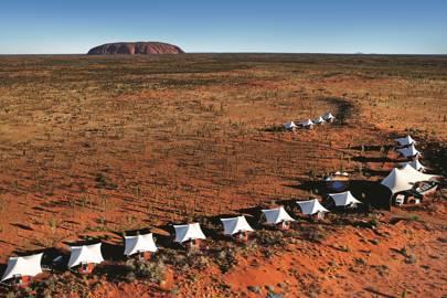 10. Longitude 131°, Uluru, Australia