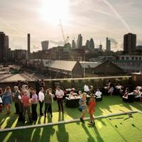 Skylight Rooftop Bar, Tobacco Dock