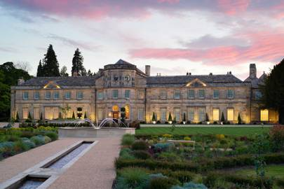 8. GRANTLEY HALL IN YORKSHIRE IS OFFERING A SPOILING WEEKEND PACKAGE FOR £1,390