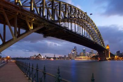 Best overseas city: Sydney