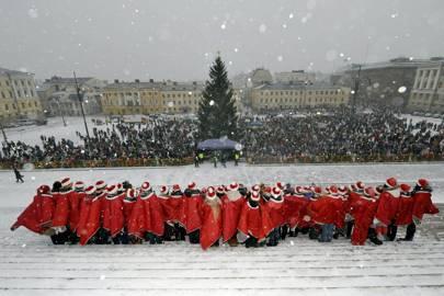 Christmas markets in Helsinki