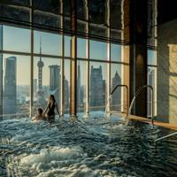 Four Seasons Hotel Pudong, Shanghai