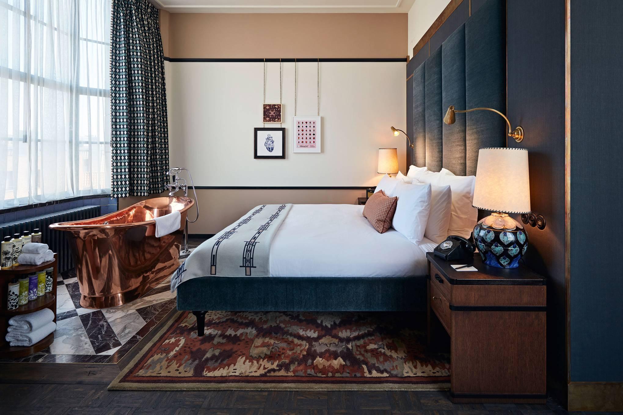 Soho House Amsterdam Review Cn Traveller
