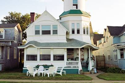 Oak Bluffs, New England