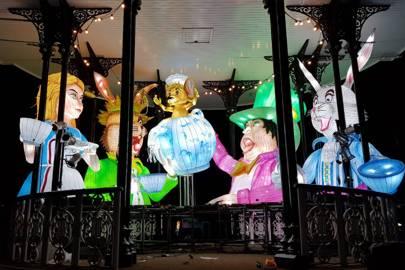 London Lantern Festival at Southwark Park