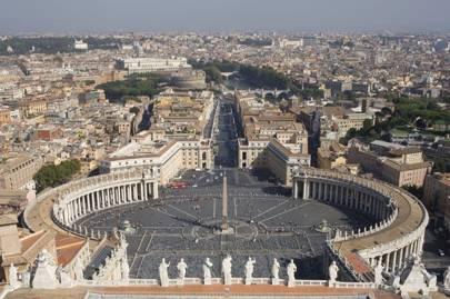 Italy: Pray