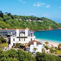 Beach Houses at the Carbis Bay Hotel, Cornwall