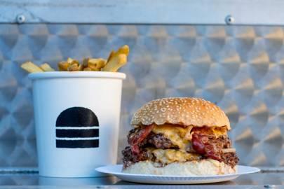 6. Bleecker Burger, across London