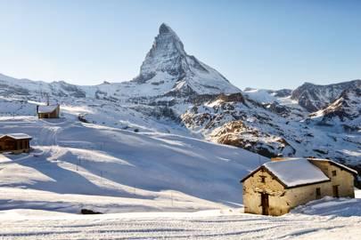 17. Zermatt