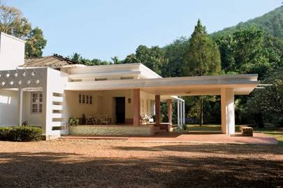 Evergreen Estate Bungalow, Koottickal