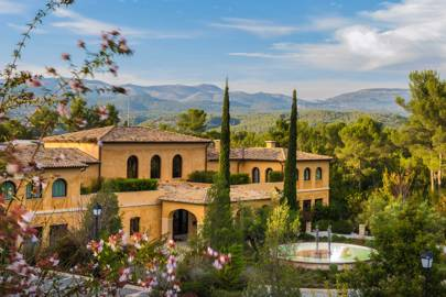 Terre Blanche, Provence