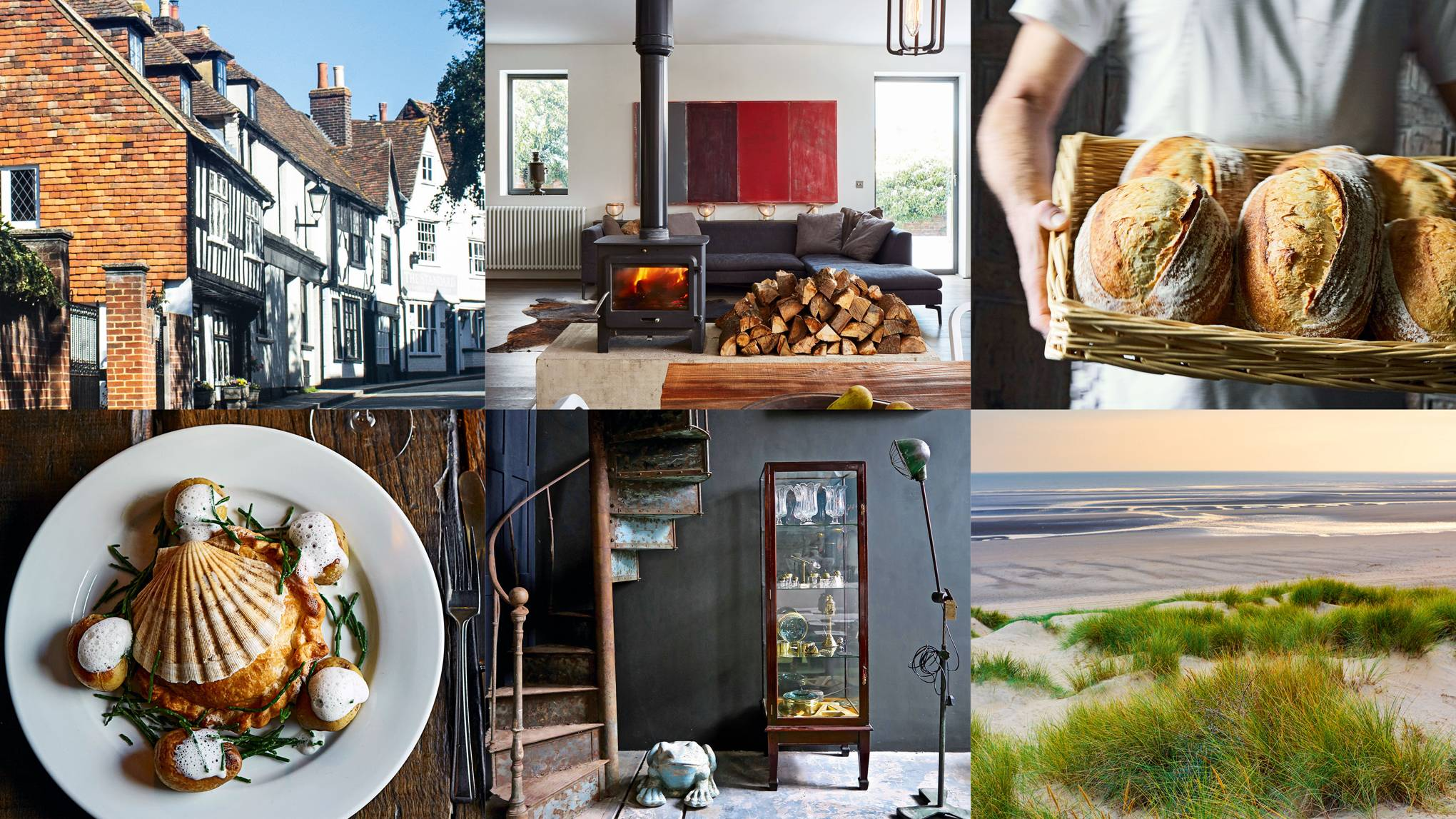 Rye: The medieval seaside town getting a thoroughly modern update