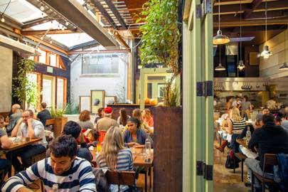Eating out in San Francisco