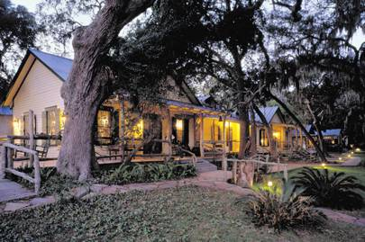 The Lodge on Little St Simons Island