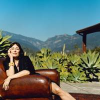 9. Anjelica Huston lets us into her travel secrets