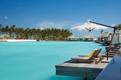 13. Cheval Blanc Randheli, Maldives. Score 85.09