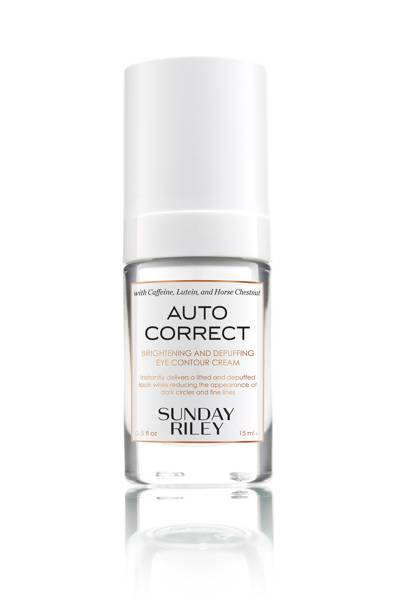 Sunday Riley Auto Correct Brightening and De Puffing Eye Contour Cream