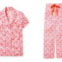 Boden animal print pyjamas, £70
