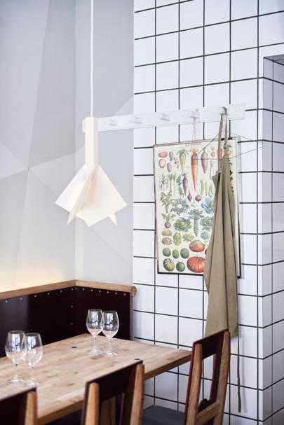 Stockholm - Restaurant Wood Stockholm