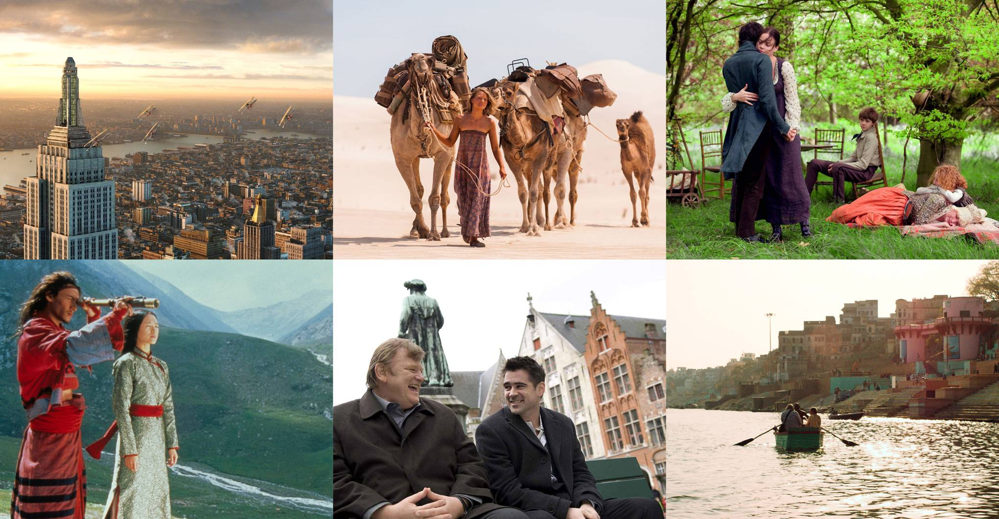10 travel films we love