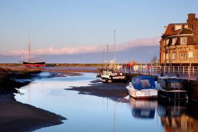 Blakeney & the north Norfolk coast