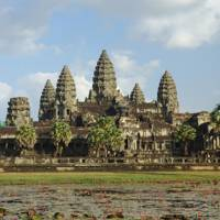 Angkor Wat International Half-marathon