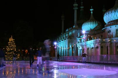 Royal Pavilion Ice Rink, Brighton