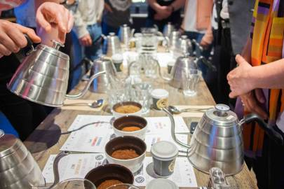 4. Learn to make the perfect coffee