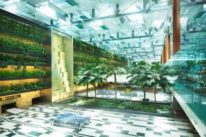 2. Changi Airport, Singapore