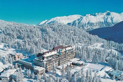13. St Moritz, Switzerland