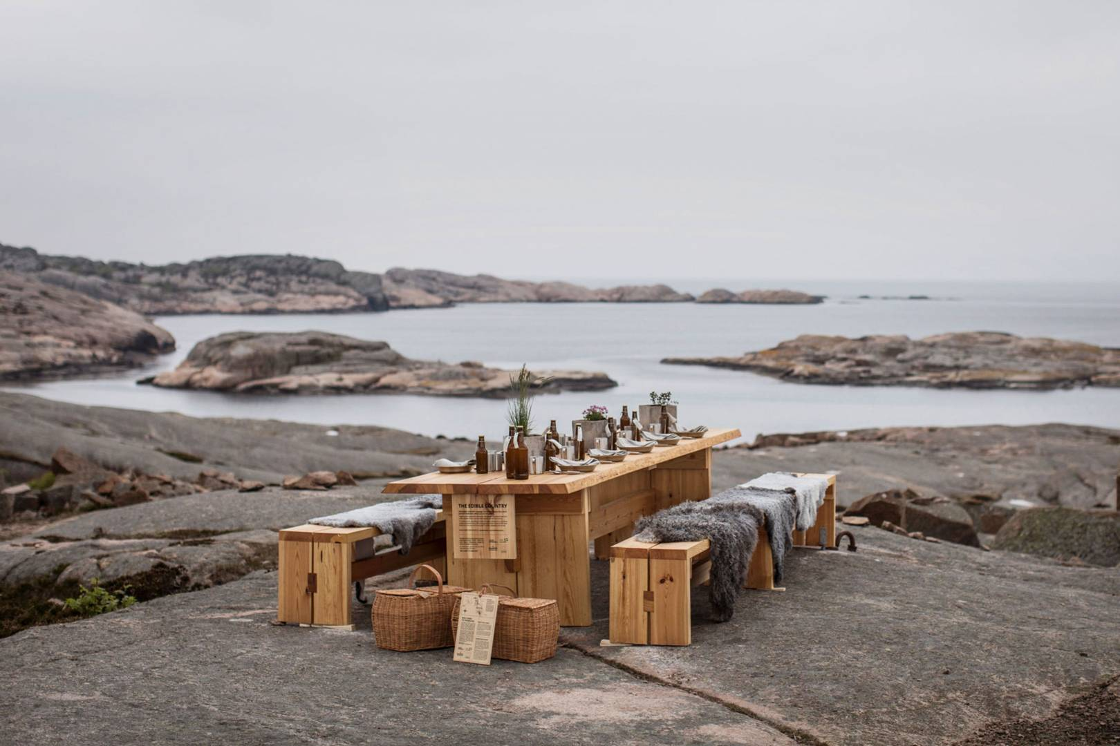 10 amazing places to eat outdoors in Sweden