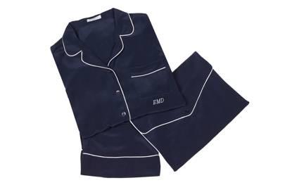 The pyjama set