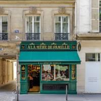 A La Mere de Famille in Paris