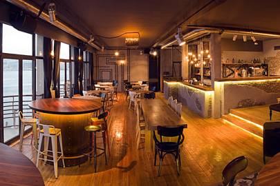 Bars in Karaköy, Istanbul