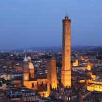 Bologna, Rome and Naples, Italy