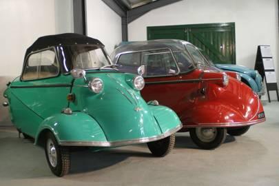 BUBBLE CAR MUSEUM, LINCOLNSHIRE