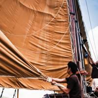 Sailing on the Alila Purnama