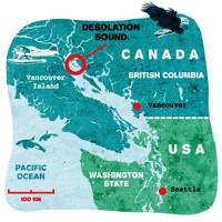 Trips to Vancouver Island, British Columbia