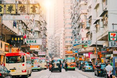 24. Hong Kong