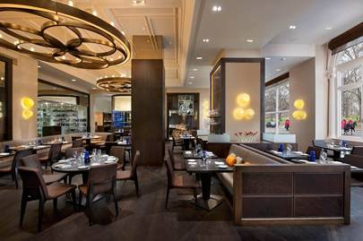 Best UK business hotel: Mandarin Oriental Hyde Park, London