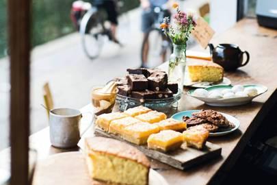 Towpath Café, Hoxton
