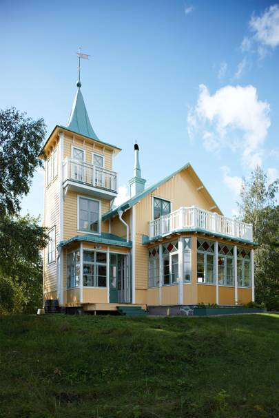 A MAGICAL SWEDISH VILLA